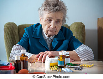 senior and medicine