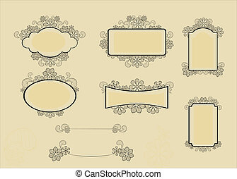 set frame