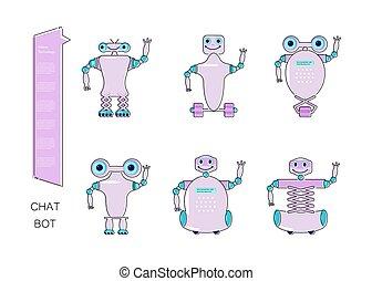 Set of Chatbot