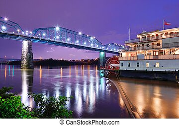 Showboat in Chattanooga