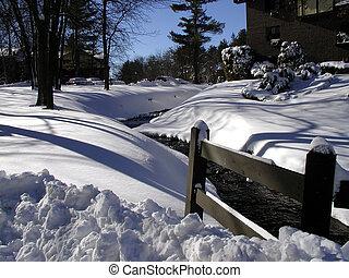 Snow Scene - 2