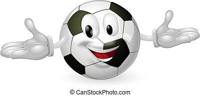 Soccer Ball Man