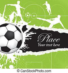 Soccer Ball theme