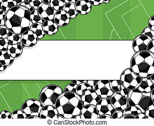 soccer playingfield background