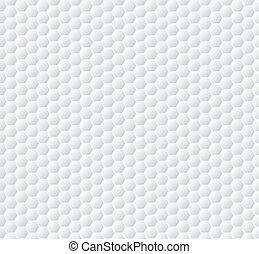 Sport seamless pattern. Golf ball texture. Vector illustration