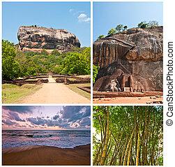 Sri-lanka environment set