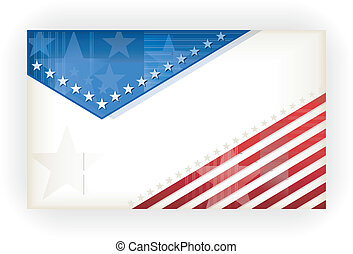 Stars and Stripes, background, busi