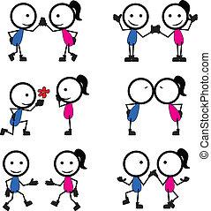 stick figure lovers