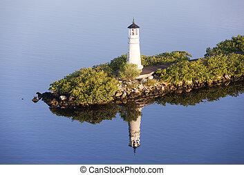 Tampa City Lighthouse
