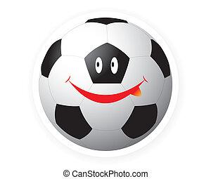 Smile sport ball