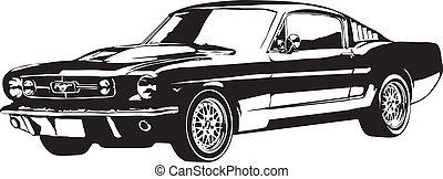 The car made in EPS in wight and black colours