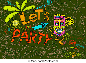 Tiki Party