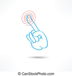 touch finger
