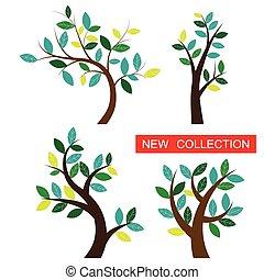 tree vector set EPS10