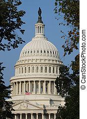 US Capitol in Washington