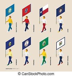 usa flags6