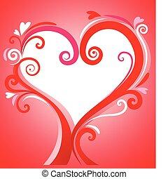 Valentines frame