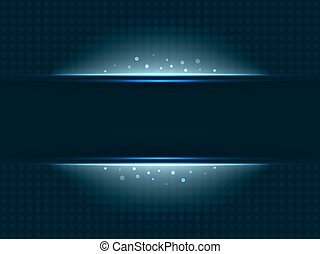 Vector abstract dark blue background with place for your content or creative editing.