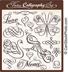 Vector Calligraphy 00