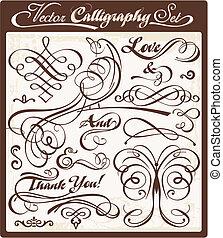 Vector Calligraphy 01