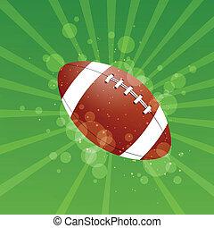 Vector Football Background