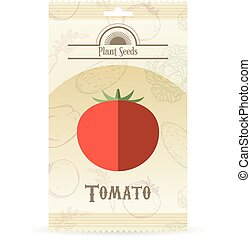 Pack of Tomato seeds
