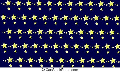 vector pattern background with glowing star concept in the sky instead