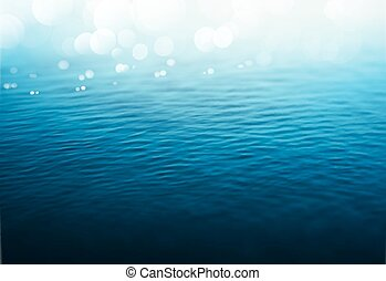 Water Background, eps 10