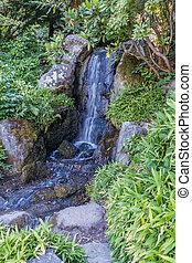Waterfall And Stream 2