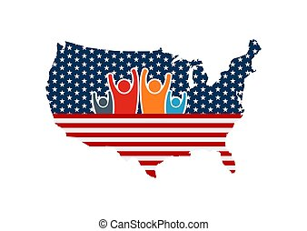 We are the USA Map with Family. We wiil go tgrough this