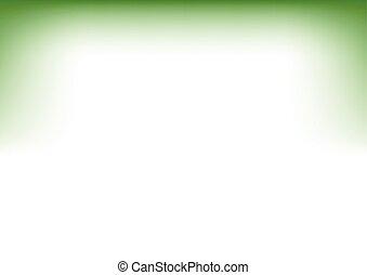 White Green Copyspace Background
