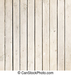 White wood board vector background