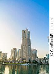 Yokohama city , Yokohama is the third biggest city in Japan.